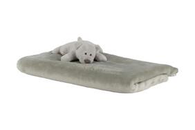 Champaign Grey Blanket